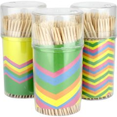 Fiesta Apero Toothpick Dispensers (Value pack of 3)