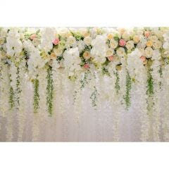 Hollywood Red Carpet Fabric Wall Backdrop