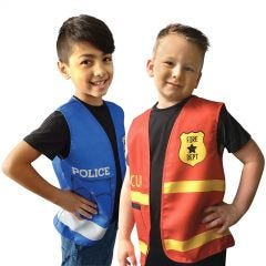 First Responders Vests (Pack of 4)