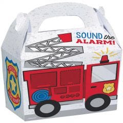 First Responders Lolly/Treat Boxes (Pack of 8)