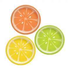 Tutti Frutti Assorted Small Paper Plates (Pack of 8)