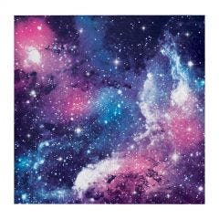 Space Blast Small Napkins / Serviettes (Pack of 16)