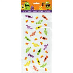 Silly Monsters Cello Treat Bags (Pack of 20)