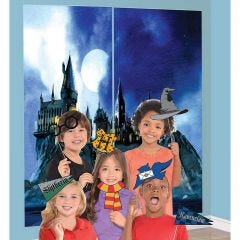 Harry Potter Jointed Happy Birthday Banner