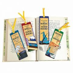 Wizard's Academy Bookmarks (Pack of 48)