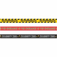 Hollywood Party Tape (Pack of 3)