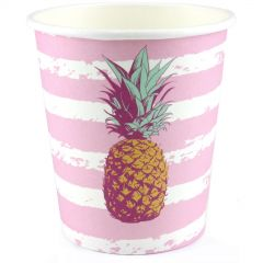 Pink Troppo Paper Cups (Pack of 20)