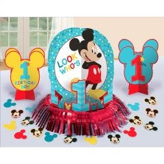 Mickey Mouse Fun To Be One Table Decorating Kit