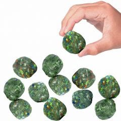 Speckled Rock Bounce Balls (Pack of 12)
