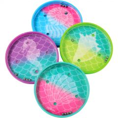 Mermaid Scale Pill Puzzles (Pack of 8)