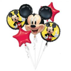 Mickey Mouse Forever Helium Balloon Bouquet