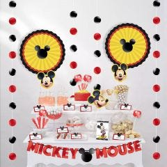Mickey Mouse Forever Buffet Decorating Kit.