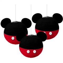 Mickey Mouse Forever Paper Lanterns (Pack of 3)