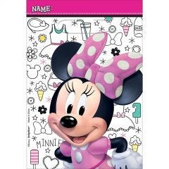 Minnie Mouse Lolly/Treat Bags (Pack of 8)