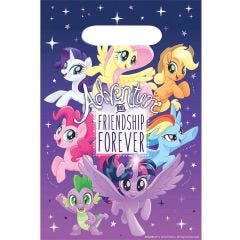 My Little Pony Friendship Lolly/Treat Bags (Pack of 8)