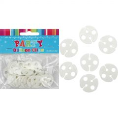Balloon Clips (Pack of 25)