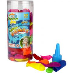 Water Bomb Balloons (Pack of 200)