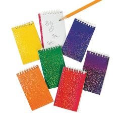 Prism Mini Notepads (Pack of 12)