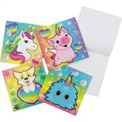 Rainbow Magic Notepads (Pack of 24)