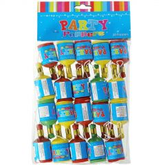Party Poppers (Pack of 20)
