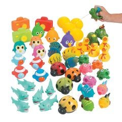 Mini Sticky Hands (Pack of 12)