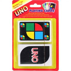Uno Playing Cards (2 Decks)