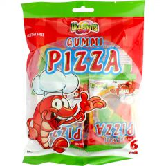 Pizza Gummi Candy (90g Pack)