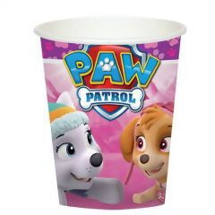 Paw Patrol Girl Paper Cups (Pack of 8)