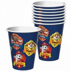 Paw Patrol Paper Cups (Pack of 8)