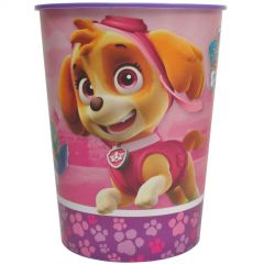 Paw Patrol Girl Large Plastic Cup