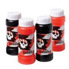 Pirate Bubble Bottles (Pack of 12)