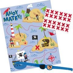 Ahoy Pirate Party Game