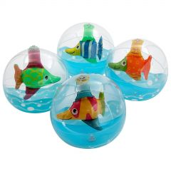 Inflatable Fish in Ball