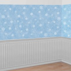 Snowflake Glitter Cutout Decorations (Pack of 20)