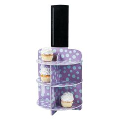 Spa Party Cupcake Stand Kit