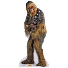 Chewbacca Stand Up Photo Prop