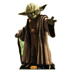 Yoda Stand Up Photo Prop