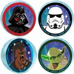 Star Wars Galaxy Bounce Balls (Pack of 4)
