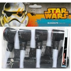 Star Wars Classic Party Blowers (Pack of 8)
