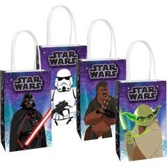 Star Wars Lolly/Treat Bags (Pack of 8)