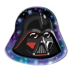 Pack of 8 Star Wars Galaxy Small Paper Plates
