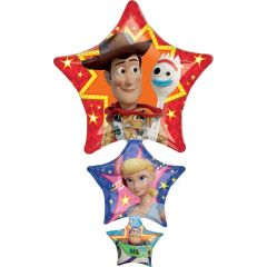 Toy Story 3 Square Helium Balloon