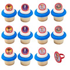 Toy Story Cupcake Rings (Pack of 12)