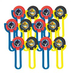 Transformers Disc Shooters (Pack of 12)