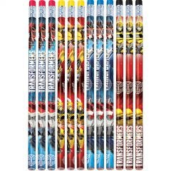Transformers Pencils (Pack of 12)