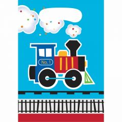All Aboard Lolly/Treat Bags (Pack of 8)