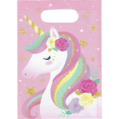 Fairytale Unicorn Lolly/Treat Bags (Pack of 8)