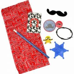 Western Assorted Favour Pack (72 Pieces)