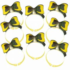 Minnie Mouse Headband Ears (Pack of 8)