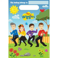 The Wiggles Lolly/Treat Bags (Pack of 8)